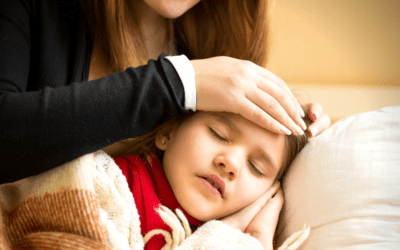 The 5 Ways Your Mom Helped You When You Were Sick