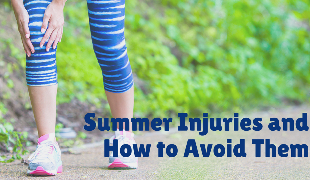 Summer Injuries and How to Avoid Them