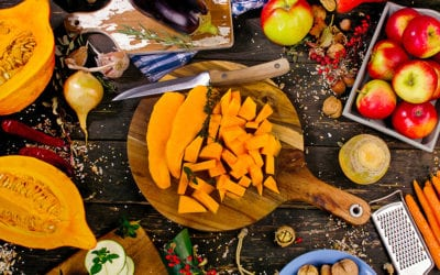 A Healthier Harvest: Substitutes for a Happy Thanksgiving