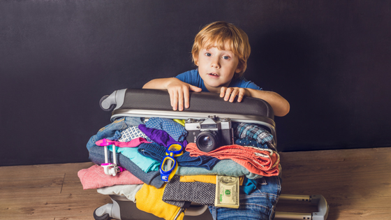 Packing For A Healthy Sleepaway Camp