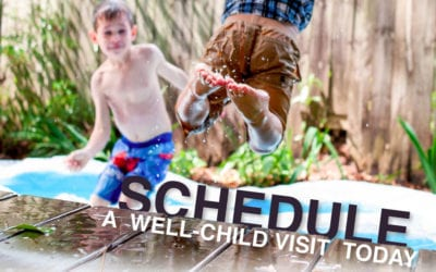 Schedule A Well-Child Visit Today
