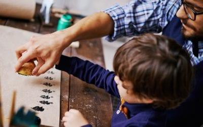 Cute Thanksgiving Craft Ideas for Kids