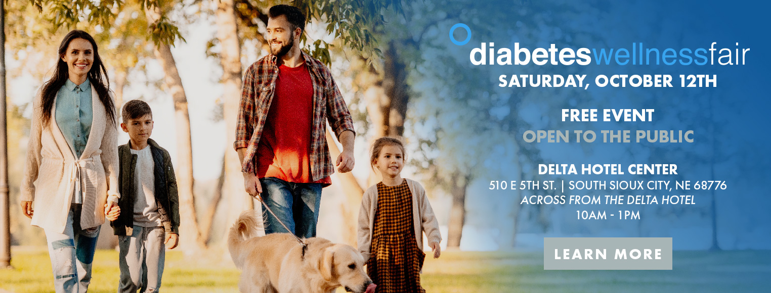 Diabetes Wellness Fair Information