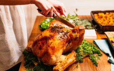 Tips for a Happy, Healthy Thanksgiving