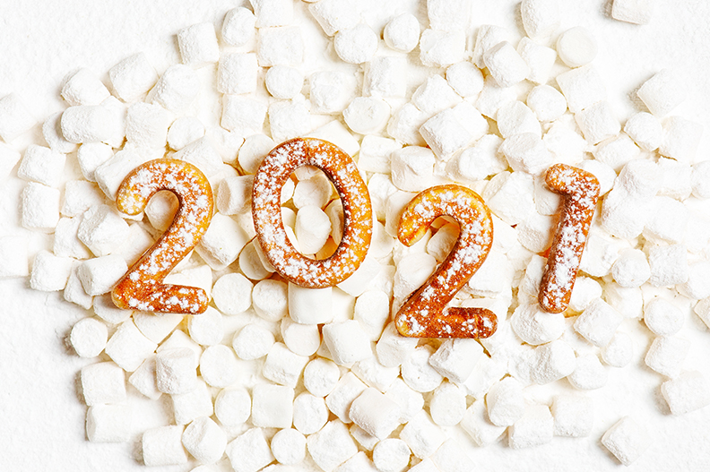 21 New Year's Resolutions You Can Actually Keep in 2021