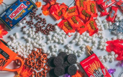 Healthy Hacks for Halloween Candy